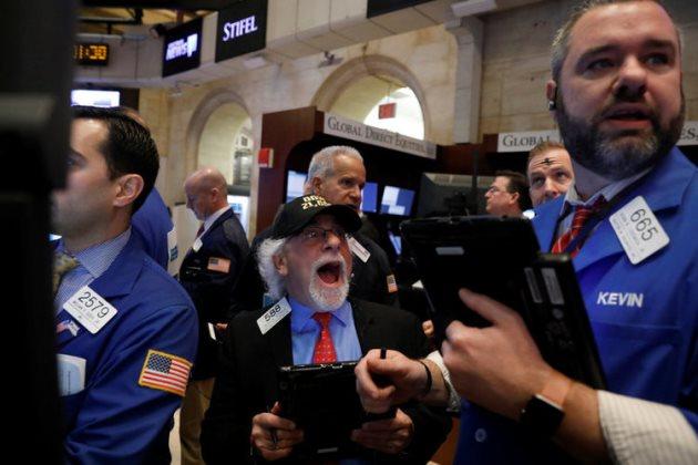 Dow Jones tăng liền 2 phiên nhờ hy vọng về thương mại